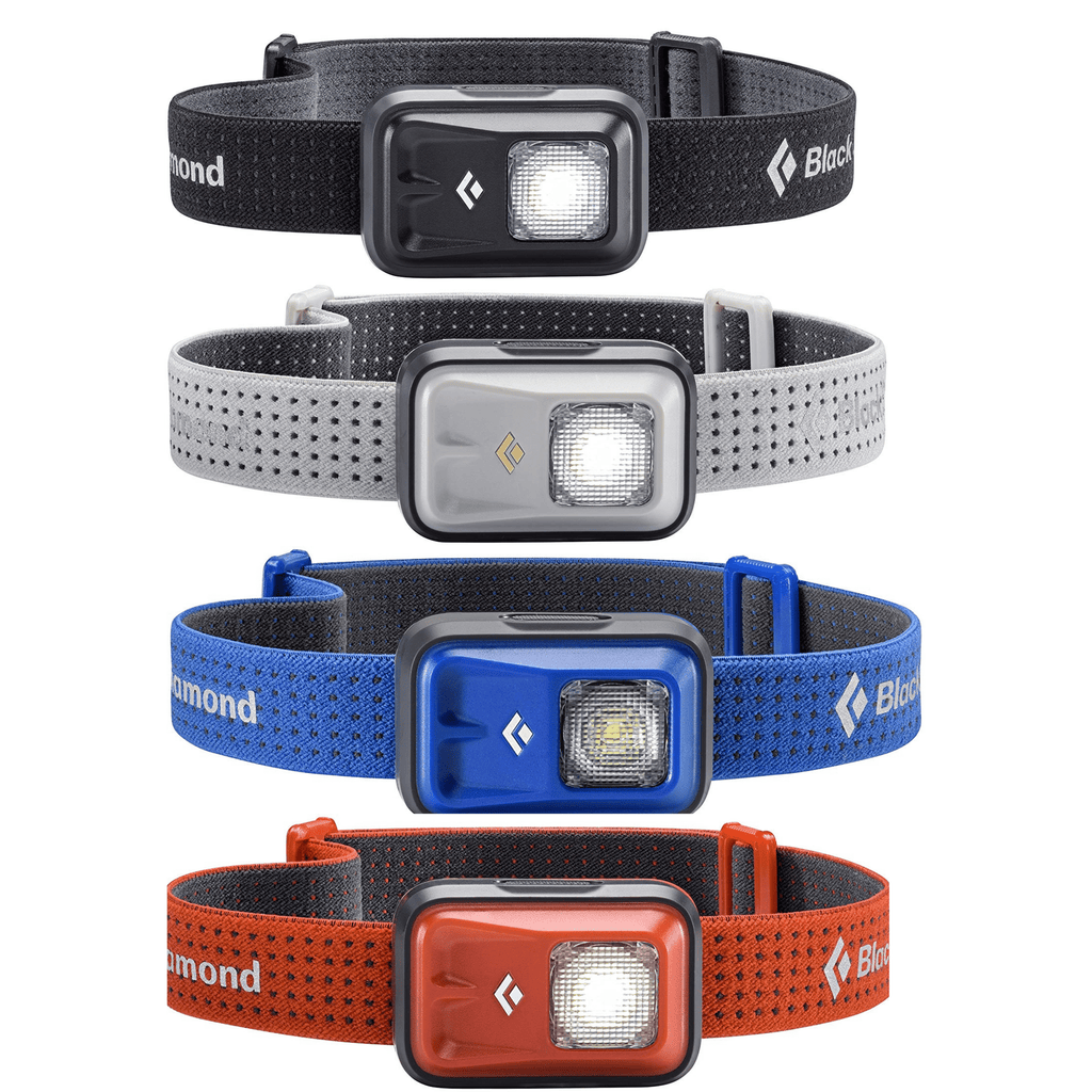 """Stack of Black Diamond Astro Headlamp"""