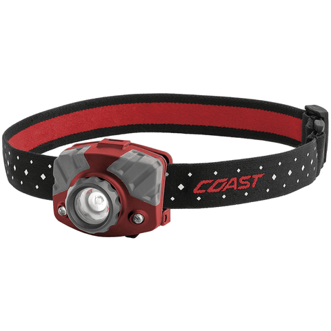 Coast FL75R Red Headlamp