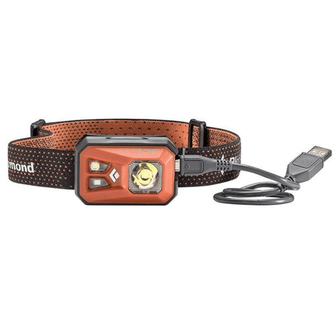 """Black Diamond ReVolt Octane Headlamp with charger"""