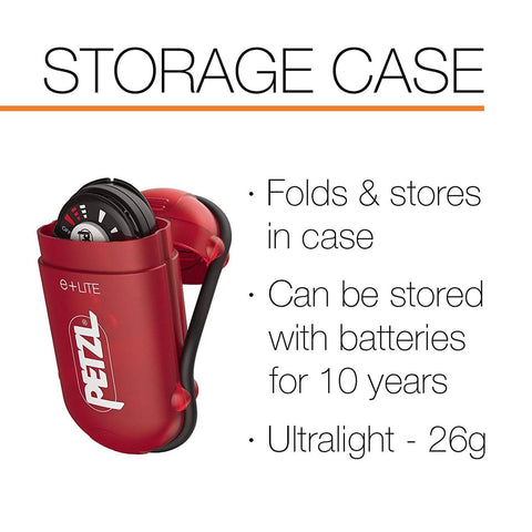 Image of PETZL eLITE Headlamp Storage Case