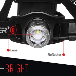LED Lenser H7.2 Headlamp