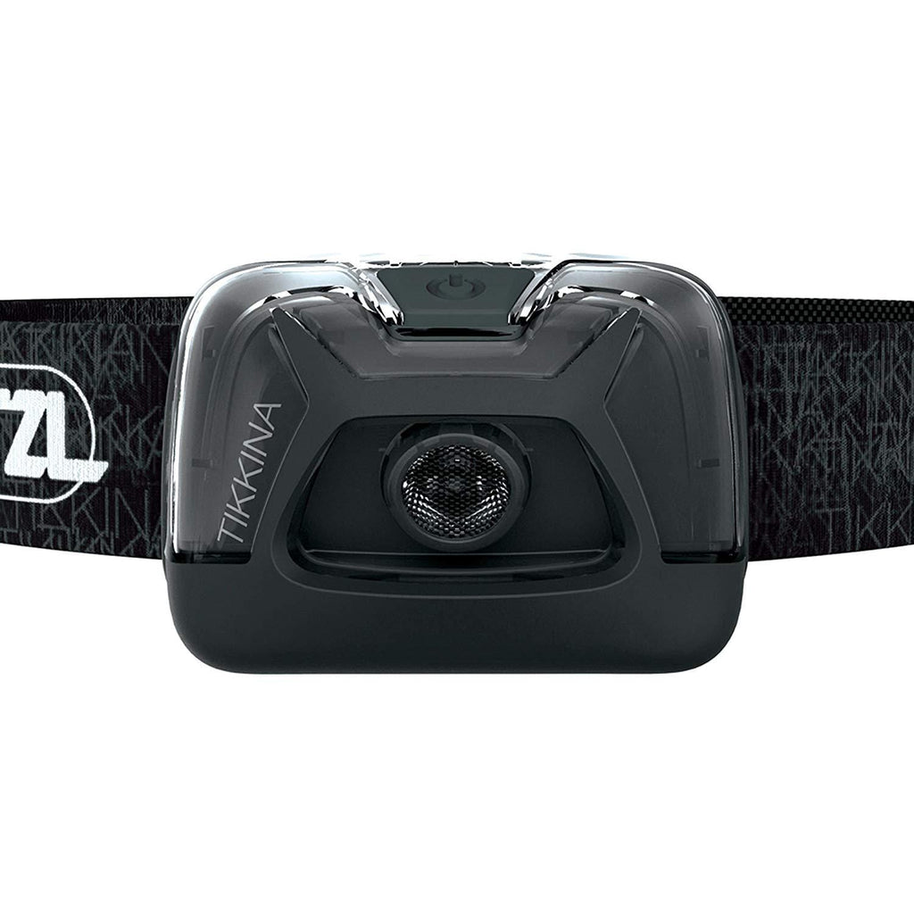 PETZL TIKKINA Tactical LED Headlamp Black