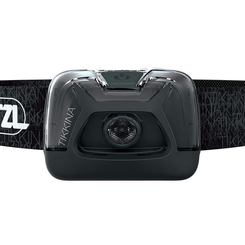 Image of PETZL TIKKINA Tactical LED Headlamp Black