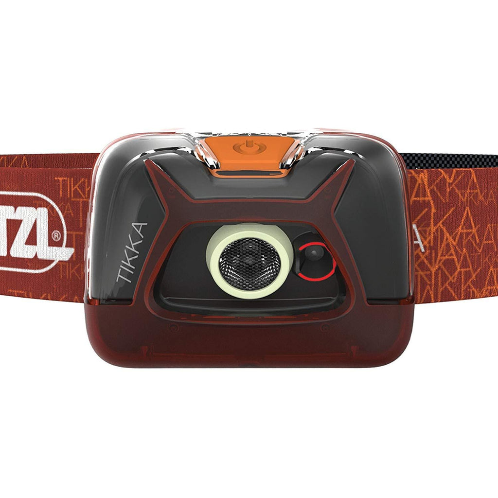 PETZL TIKKA Tactical LED Headlamp Red
