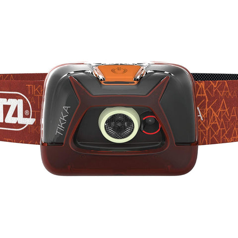 Image of PETZL TIKKA Tactical LED Headlamp Red