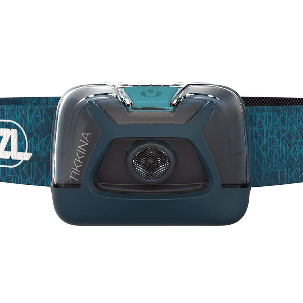 PETZL TIKKINA Tactical LED Headlamp Blue