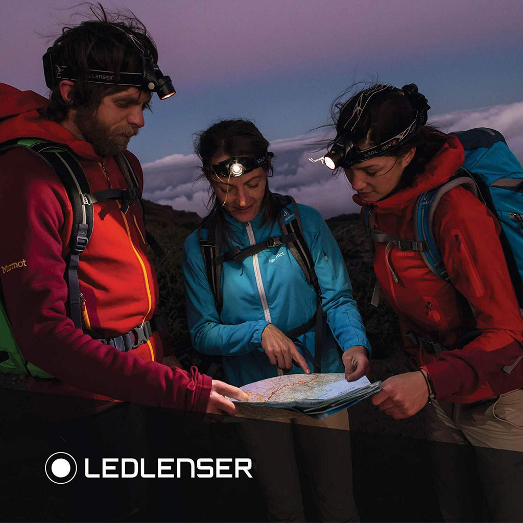 Ledlenser Headlamp for Hiking