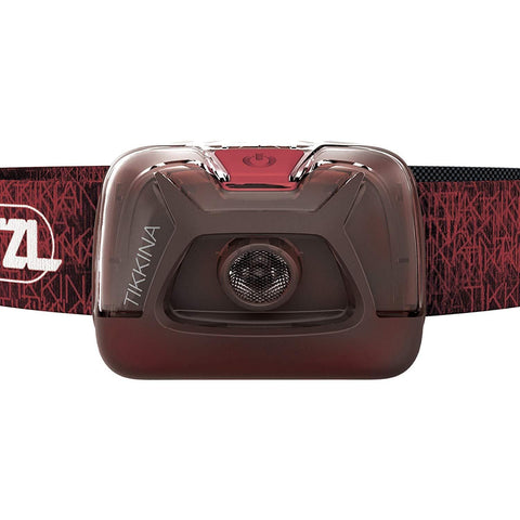 Image of PETZL TIKKINA Tactical LED Headlamp Red