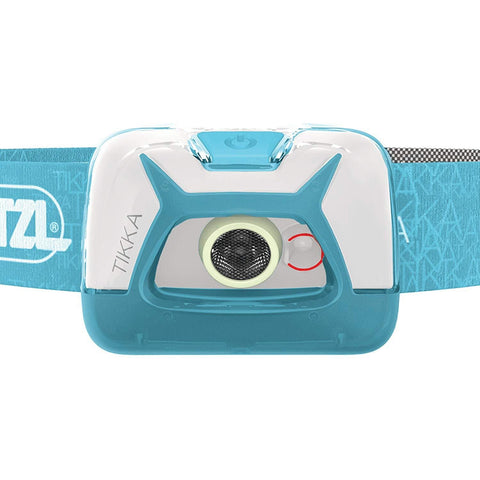 Image of PETZL TIKKA Tactical LED Headlamp Blue
