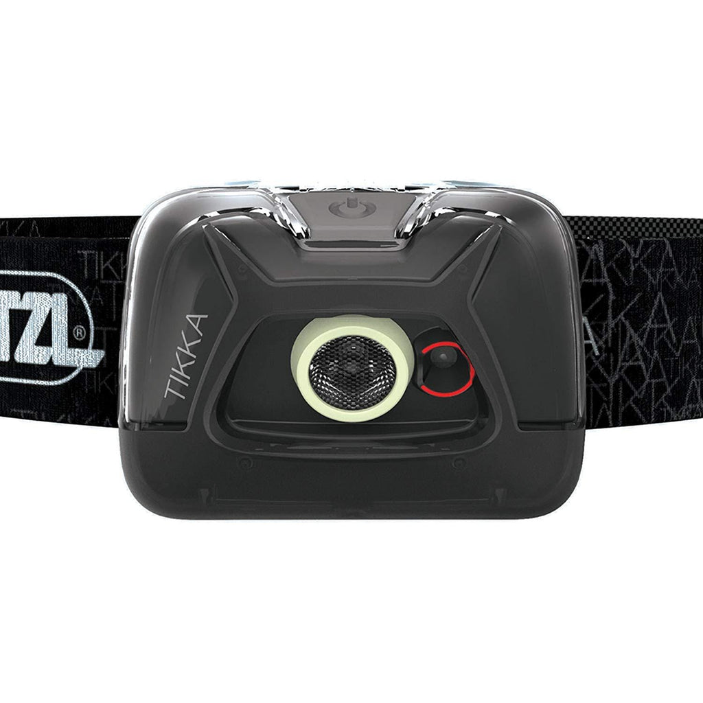 PETZL TIKKA Tactical LED Black Headlamp