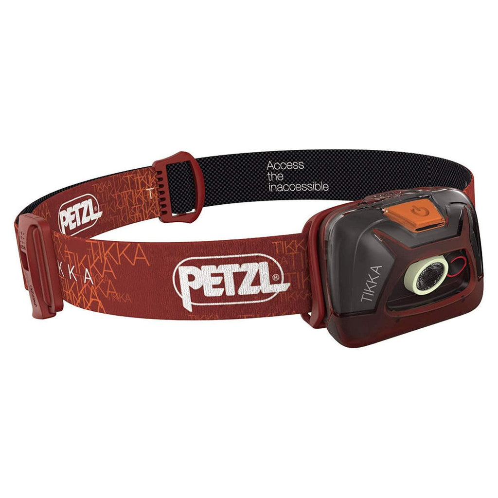PETZL TIKKA Tactical LED Red Headlamp