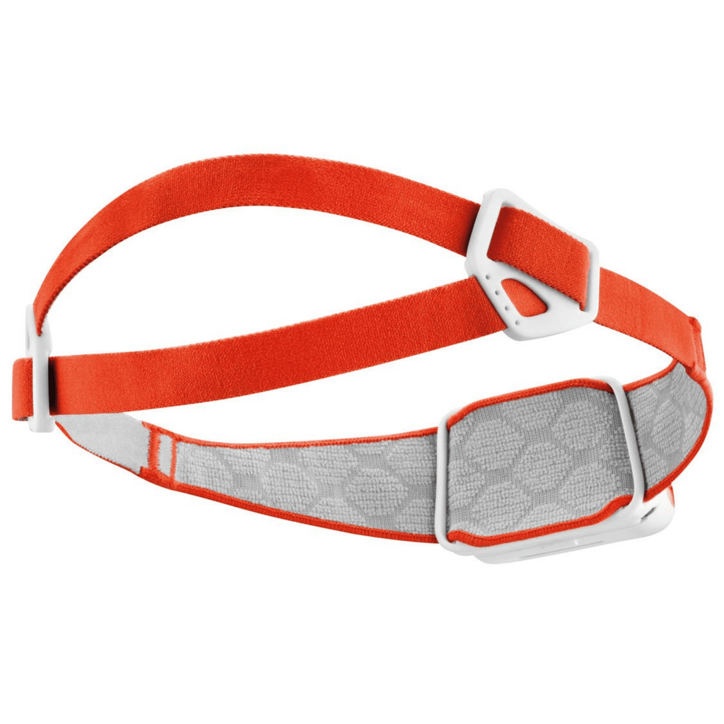 PETZL REACTIK+ Rechargeable & Programmable Headlamp Coral