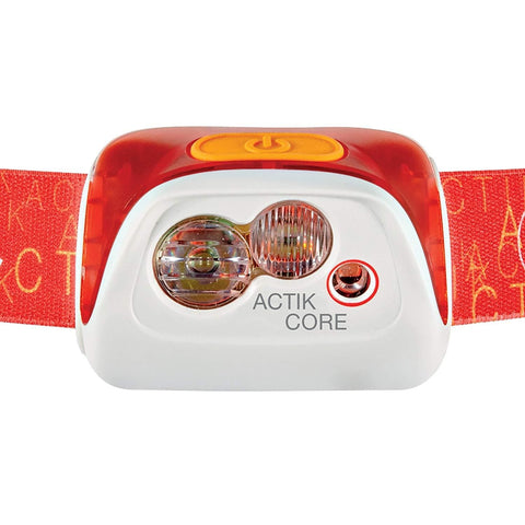 Image of PETZL ACTIK CORE Red