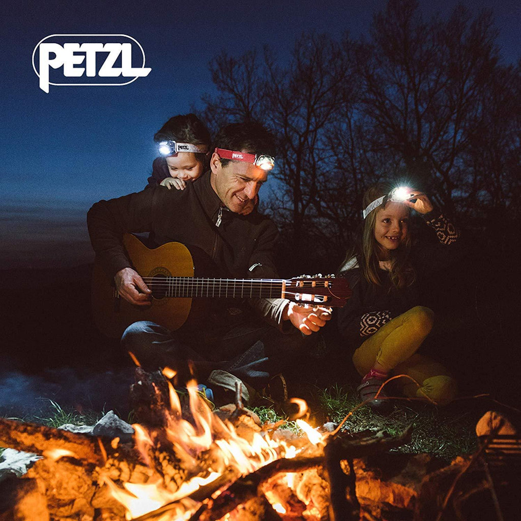PETZL TIKKA Tactical LED Headlamp Camping