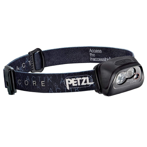 Image of PETZL ACTIK CORE Black