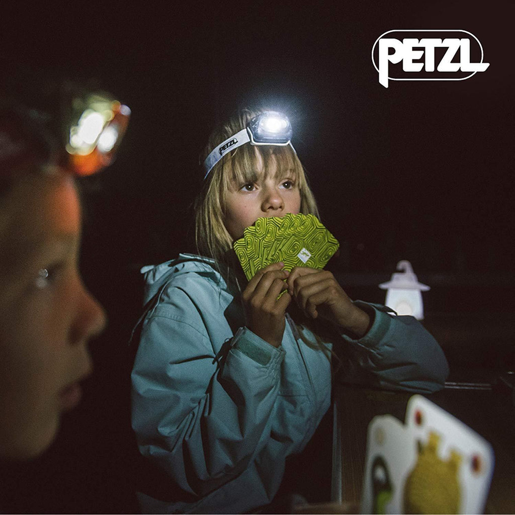 PETZL TIKKINA Tactical LED Headlamp