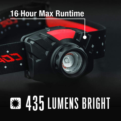 Coast FL70 Headlamp 435 Lumens