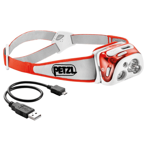 Image of PETZL REACTIK+ Headlamp Cable