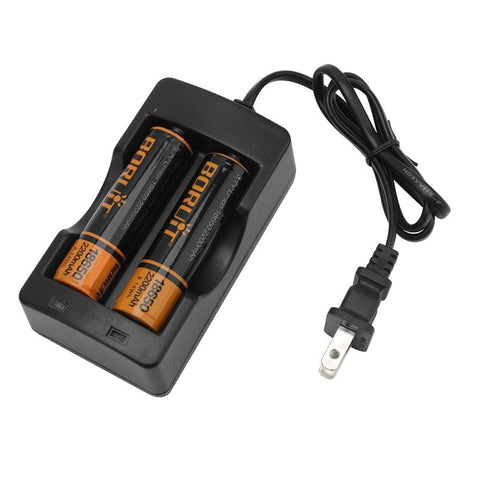 Image of Boruit Smart Charger and Battery