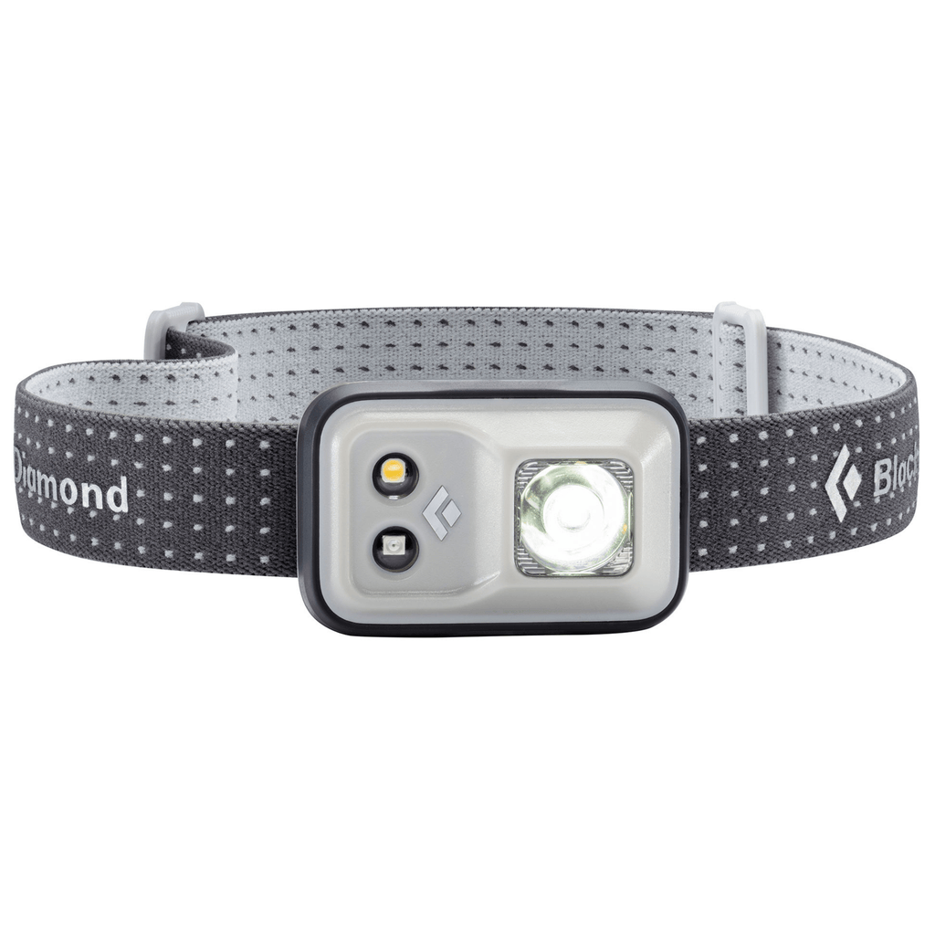"""Black Diamond Aluminum Headlamp"""