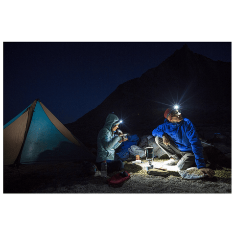 "Image of ""Black Diamond Cosmo Headlamp in Camping"""