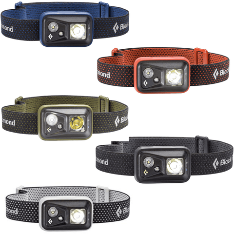 "Image of ""Stack of Black Diamond SPOT Headlamps"""