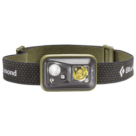 "Image of ""Black Diamond SPOT Dark Olive Headlamp"""