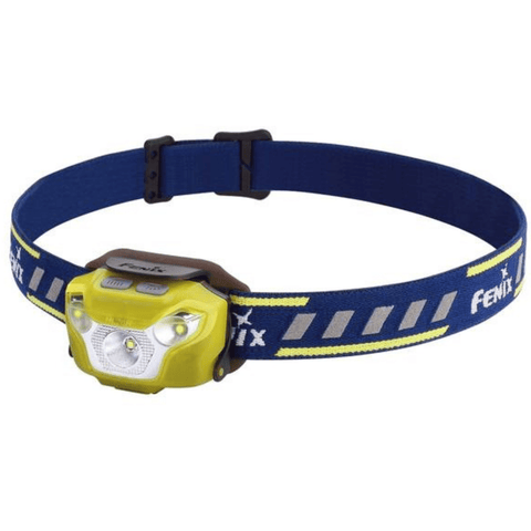 Image of Fenix HL26R Yellow Headlamp