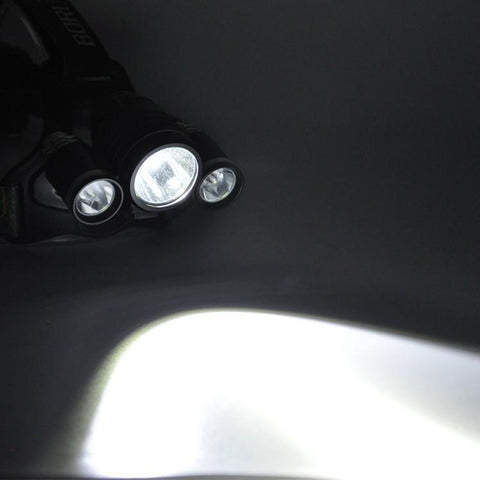 Image of BORUIT 1156 LED Headlamp White Light