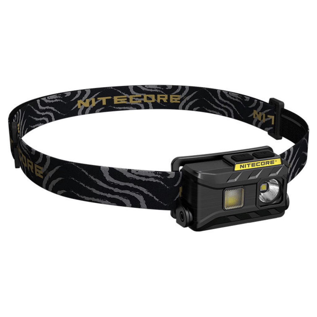 Nitecore NU25 Triple Output Rechargeable Headlamp