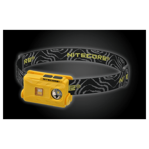 Image of Nitecore NU25 Yellow Headlamp