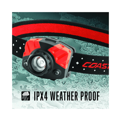 Image of Coast FL75R Waterproof Headlamp