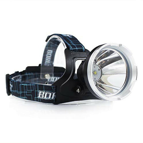 Image of BORUIT B10 UltraBright Rechargeable LED Headlamp