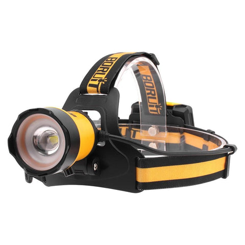 Image of Boruit B16 Best Night Vision CREE LED Headlamp