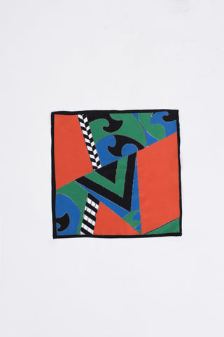 Picasso Print Pocket Square