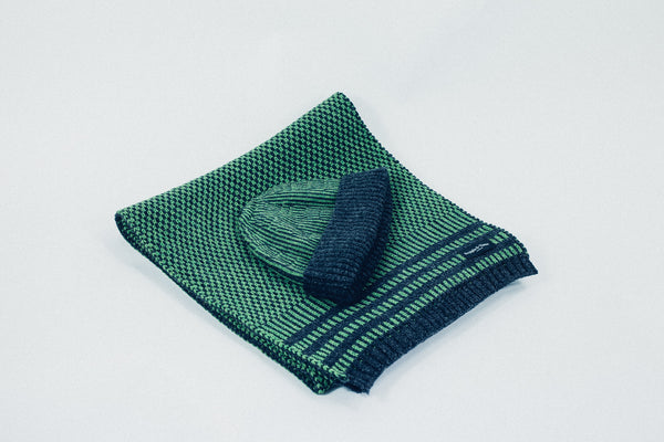 Green Fisherman Hat