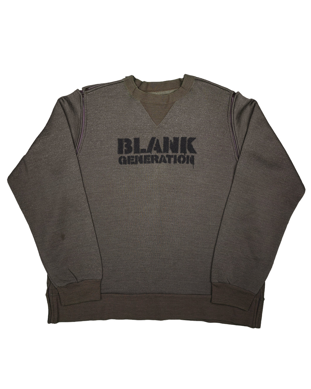 Undercover Blank Generation