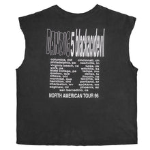 Load image into Gallery viewer, Vintage Danzig5blackacidevil 1996 tour sleeveless tee