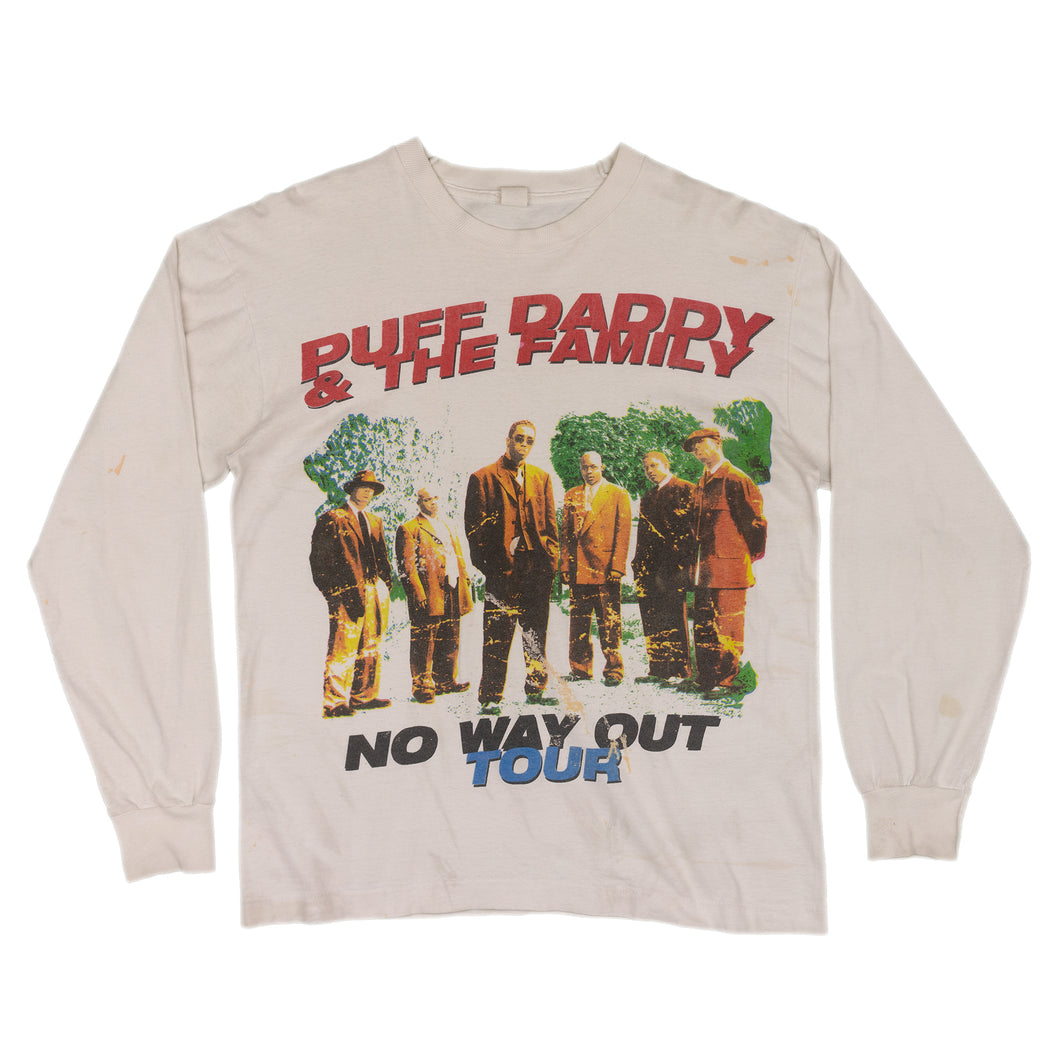 Vintage Puff Daddy & The Family Tour Tee