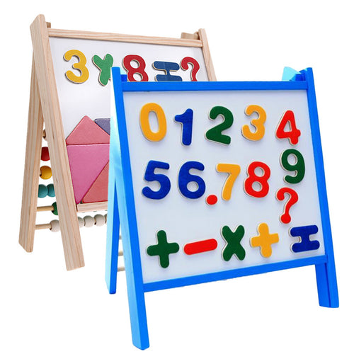 New Math Toys Multifunction Ccar Computing Frame Childrens Educational Toys