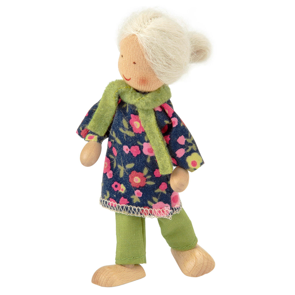 Käthe Kruse Waldorf Flexible Doll Grandmother