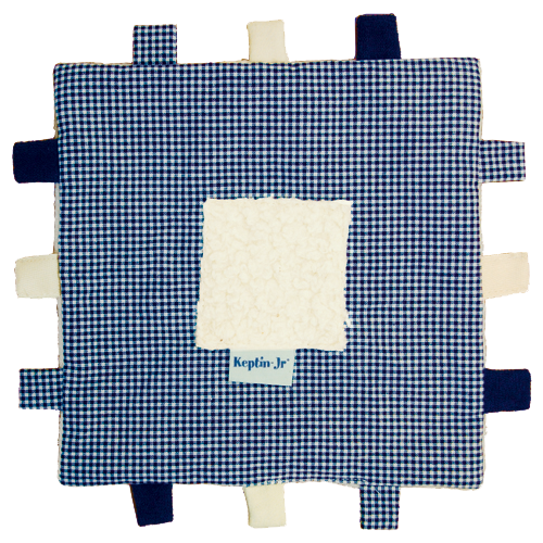 Keptin-Jr Blankiez square navy