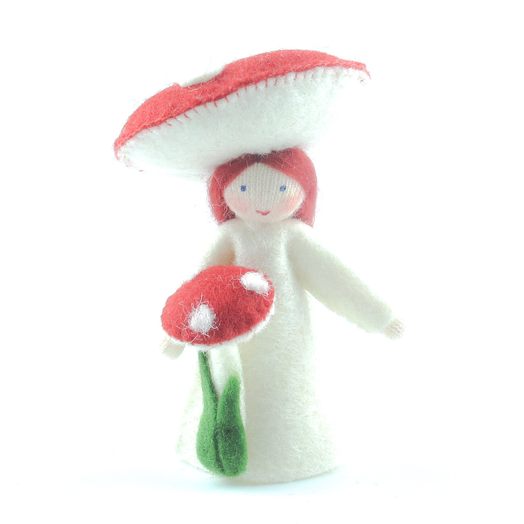 Flower Fairy - Toadstool