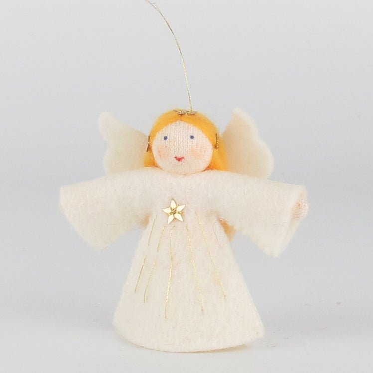 Christmas hanging ornament - small angel