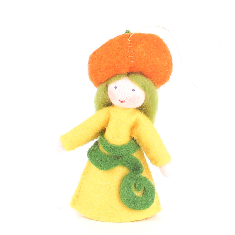 Flower Fairy - Pumpkin girl