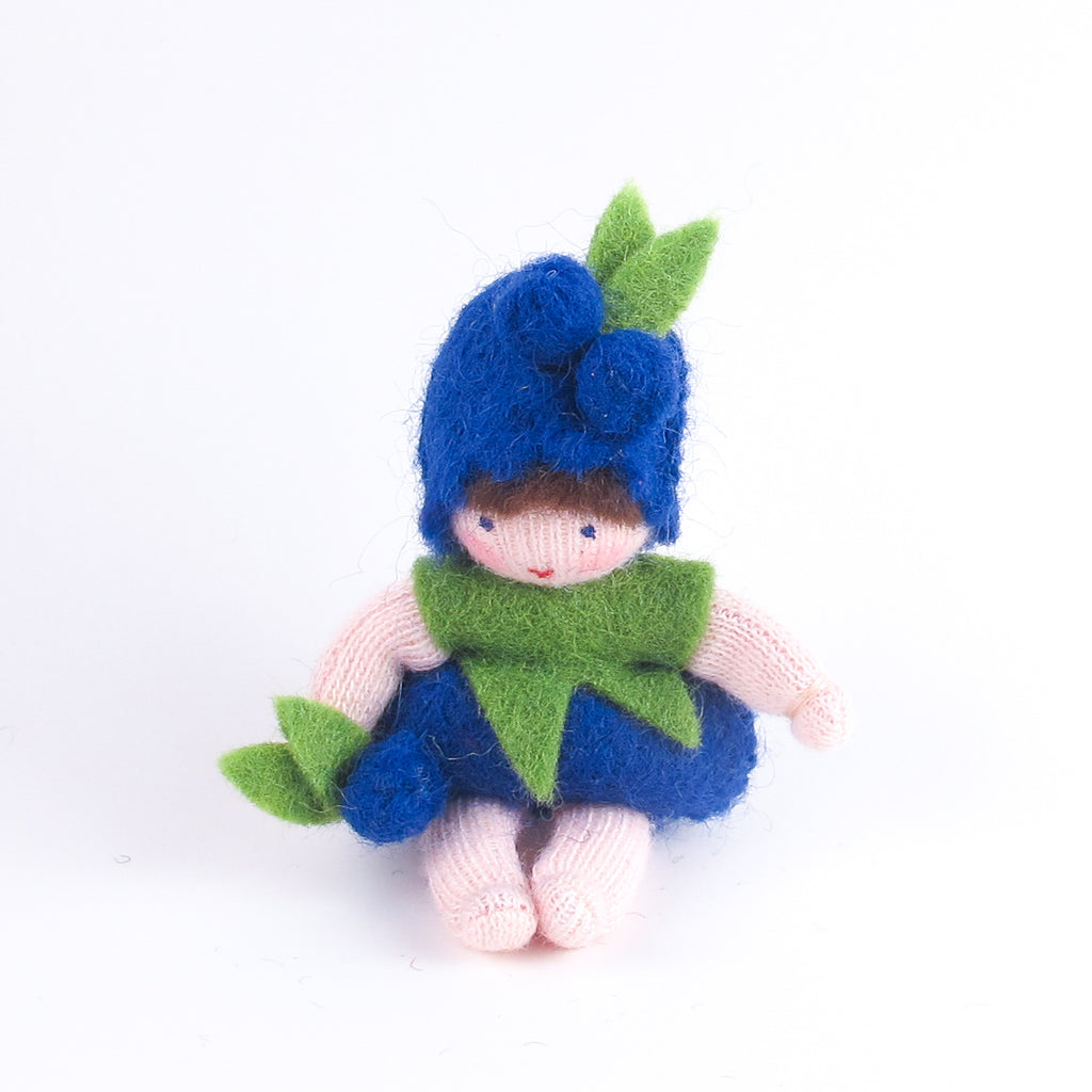 Flower Fairy - Blueberry baby