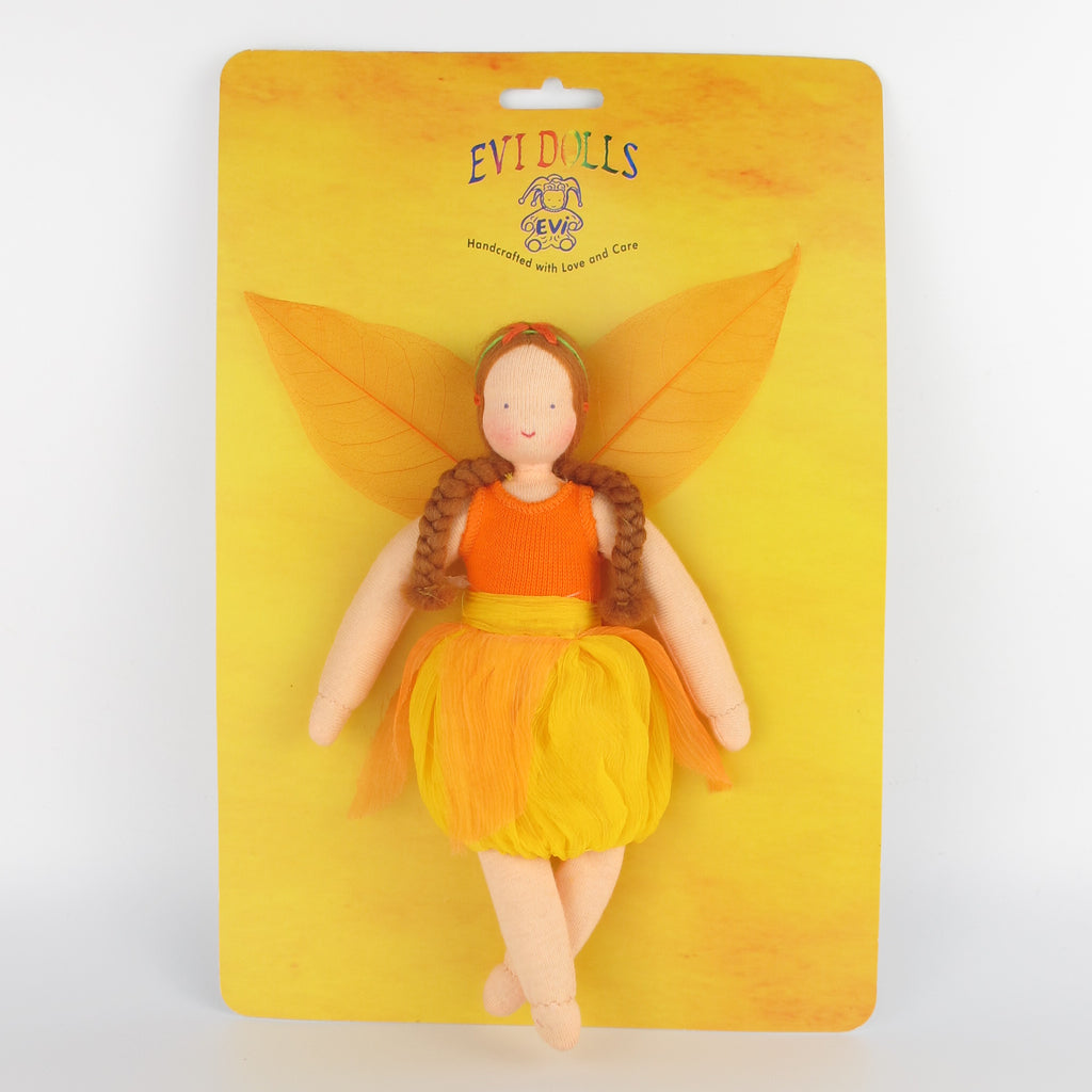 Evi doll - Orange Blossom Fairy