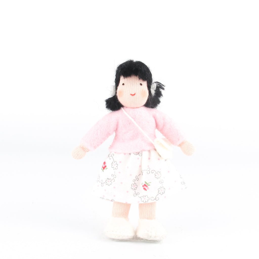 Dollhouse doll - girl
