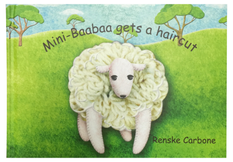 Mini Baa Baa by Renske Carbone