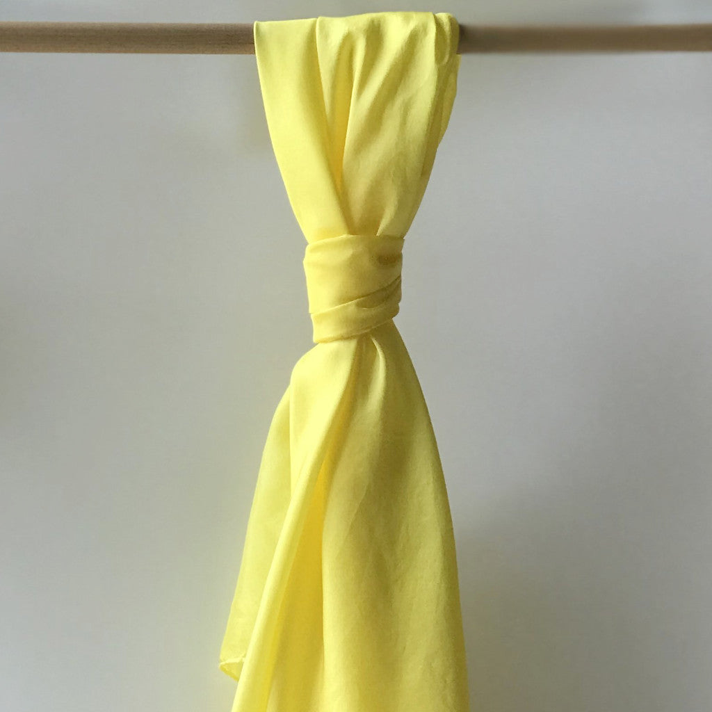 Play Silks - Yellow